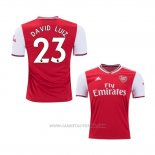 1ª Camiseta Arsenal Jugador David Luiz 2019-2020