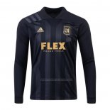 1ª Camiseta Los Angeles FC Manga Larga 2021
