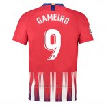1ª Camiseta Atletico Madrid Jugador Gameiro 2018-2019