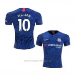 1ª Camiseta Chelsea Jugador Willian 2019-2020