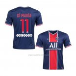 1ª Camiseta Paris Saint-Germain Jugador Di Maria 2020-2021