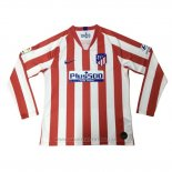 1ª Camiseta Atletico Madrid Manga Larga 2019-2020