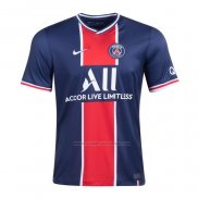 Tailandia 1ª Camiseta Paris Saint-Germain 2020-2021