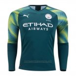 One Camiseta Manchester City Portero Manga Larga 2019-2020