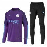 Chandal del Manchester City 2019-2020 Purpura