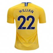 2ª Camiseta Chelsea Jugador Willian 2018-2019