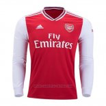 1ª Camiseta Arsenal Manga Larga 2019-2020