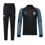 Chandal Olympique Marsella 2018-2019 Negro