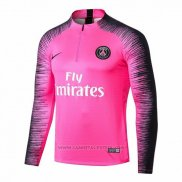 Sudadera del Paris Saint-Germain 2018-2019 Rosa