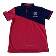 Camiseta Polo Del Paris Saint-Germain 2018-2019 Rojo
