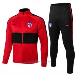 Chandal del Atletico Madrid 2019-2020 Rojo