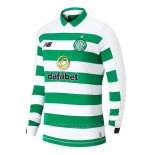 1ª Camiseta Celtic Manga Larga 2019-2020