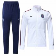 Chandal del Paris Saint-Germain N98 2019-2020 Blanco