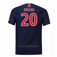 1ª Camiseta Paris Saint-Germain Jugador Kurzawa 2018-2019
