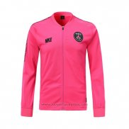Chaqueta del Paris Saint-Germain 2019-2020 Rosa