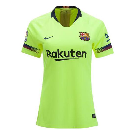 24d9b1b657ce9 2ª Camiseta Barcelona Mujer 2018-2019