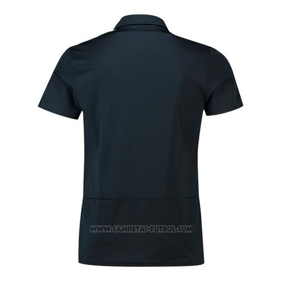 Camiseta Polo del Real Madrid 2018-2019 Gris