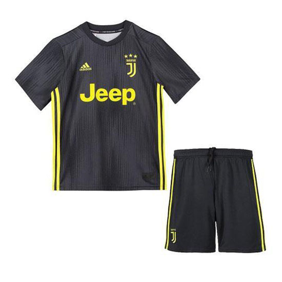 3ª Camiseta Juventus Nino 2018-2019 930835f47f5e4