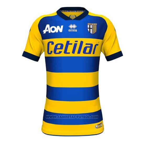 Tailandia 2ª Camiseta Parma 2018-2019 baed6a3d0ac61